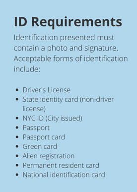LRP ID Requirements