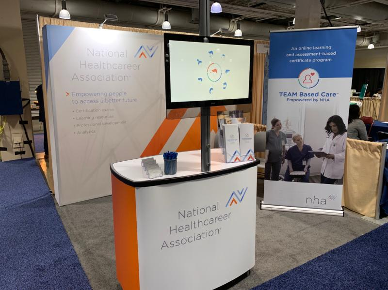 PCMH Booth