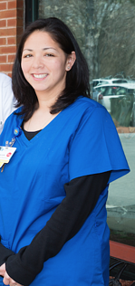 Laura Nichols, Medical Assistant (CCMA)