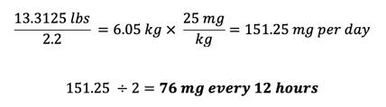 PSM Equation 1