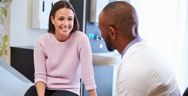 nurse-patient-talking