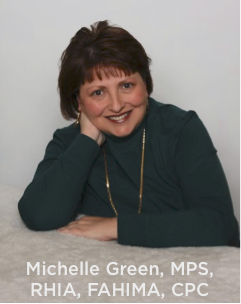 billing and coding industry expert michelle green