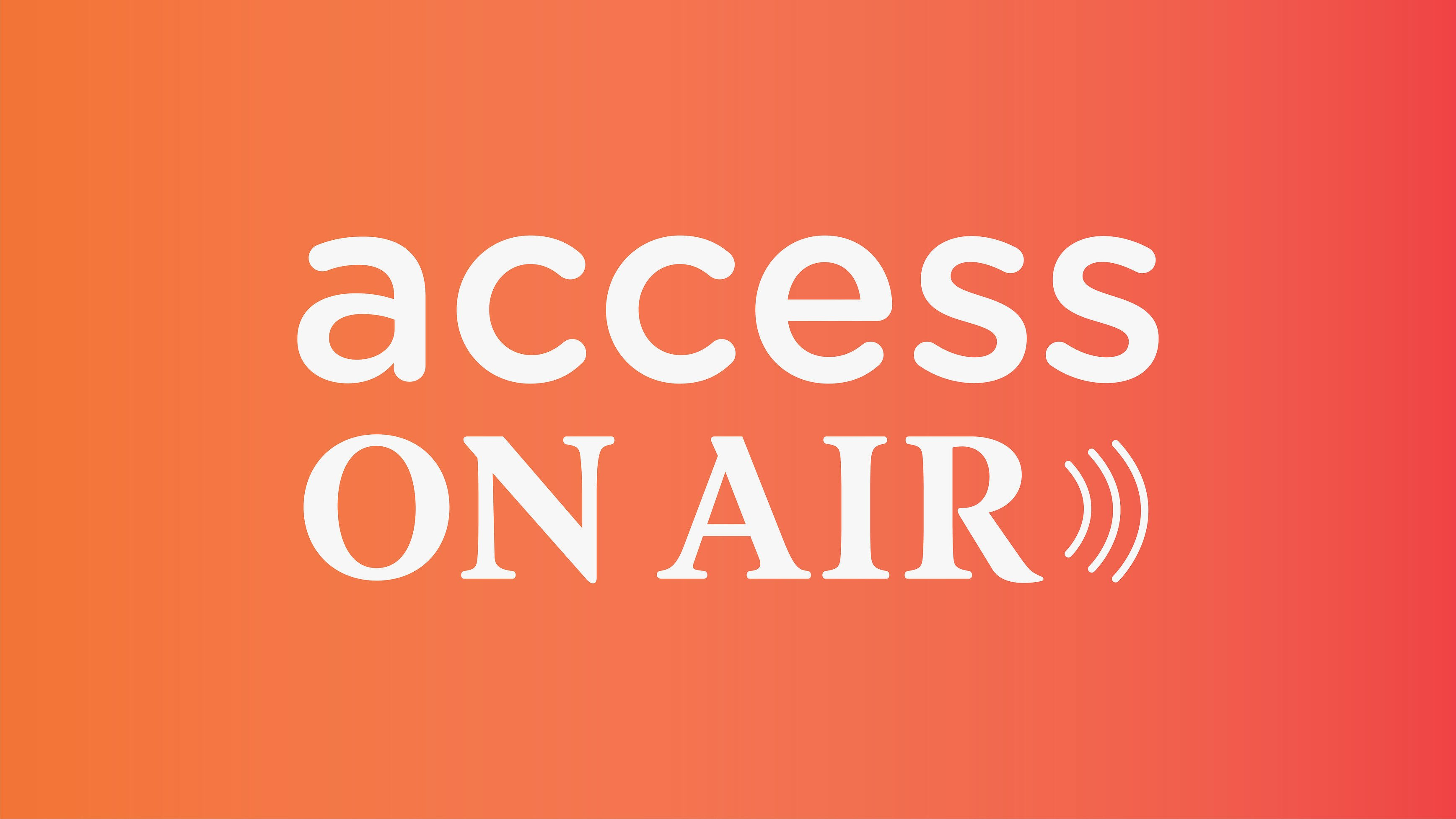 acces-on-air episode #1